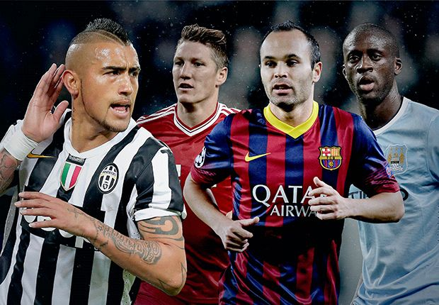 Debate: Who is the best central midfielder in the world?