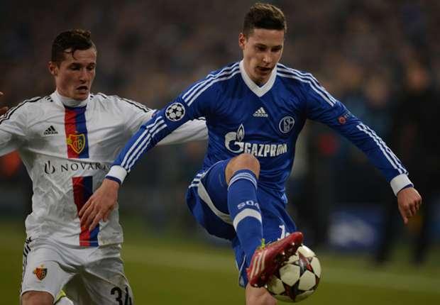 In dieser Saison schoss Julian Draxler ein Tor selbst und bereitete vier Weitere für Schalke 04 vor