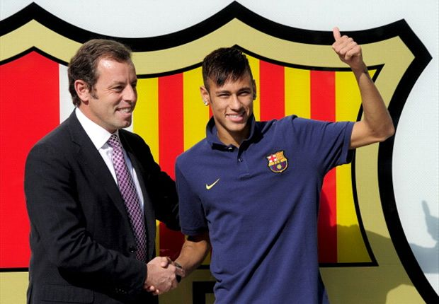 Barcelona's image of purity is shattered by Rosell resignation