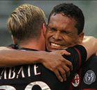 REPORT: Bacca treble just enough for Milan