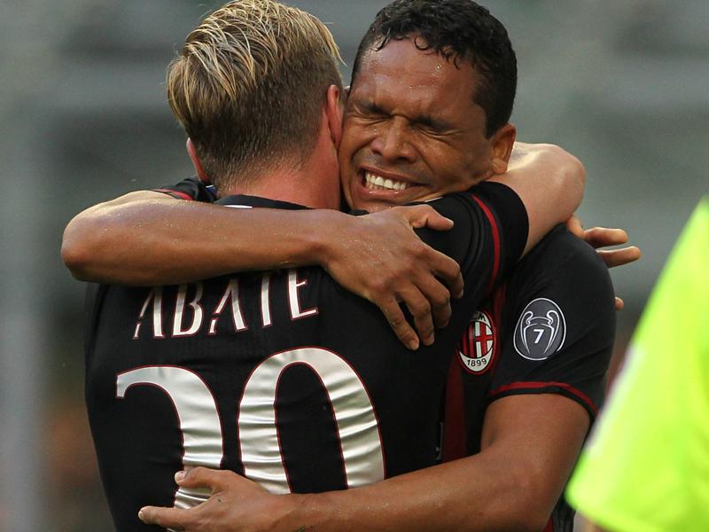 Probabili formazioni Milan-Sassuolo: Luiz Adriano sì, Lirola dal 1'?