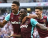 Antonio delighted to take 'second chance' after historic goal