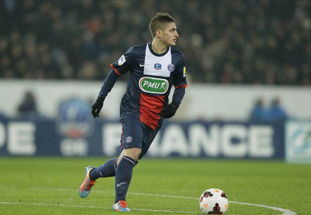 Verratti: Juventus would be a step back