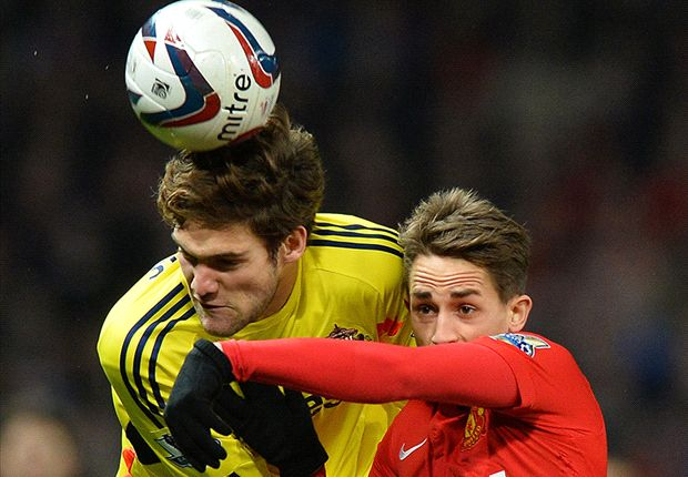 Capital One Cup Team of the Week: Evans & Januzaj in as Manchester United crash out