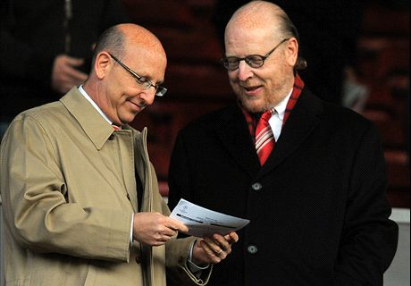 Glazers to meet to talk Moyes successor