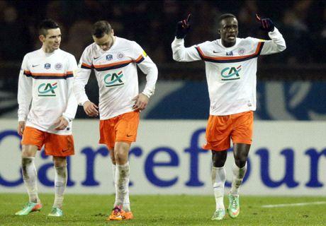 Montpellier, sans Montano et Saihi face à Toulouse