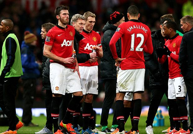 Moyes: Manchester United deserved Capital One Cup exit