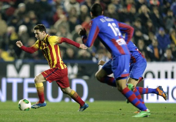 Martino: Messi key to Copa victory