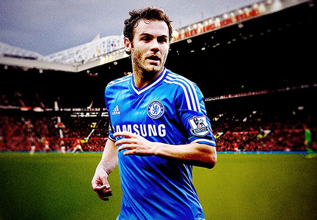 Manchester United agrees to fee with Chelsea for Juan Mata