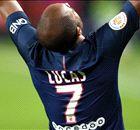 Lucas on target as PSG see off Metz
