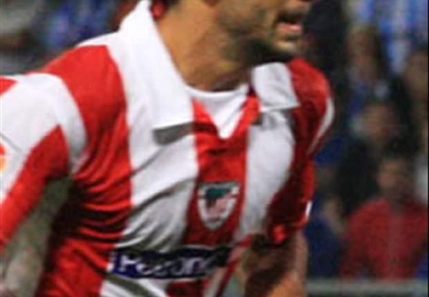 Valladolid: Mikel Balenziaga no jugará ante Athletic de Bilbao