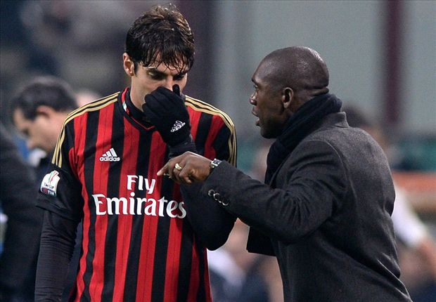 AC Milan have little to talk about and lots to work on - Kaka