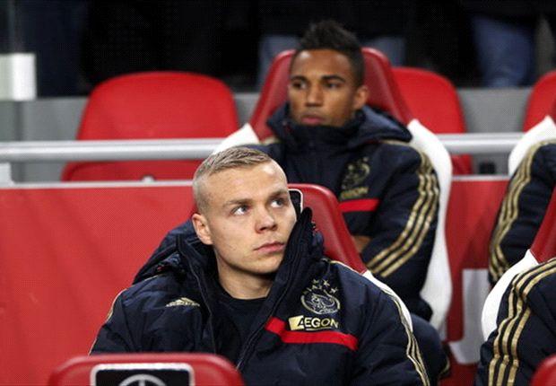 Sigthórsson begon op de bank tegen Feyenoord