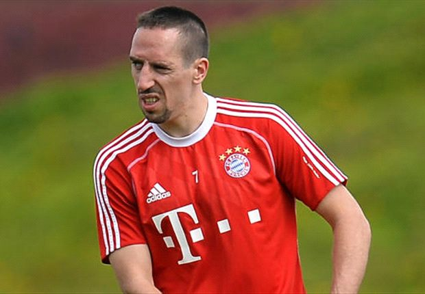 Muller: Ribery unaffected by Ballon d'Or snub