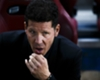 Simeone not happy with draw