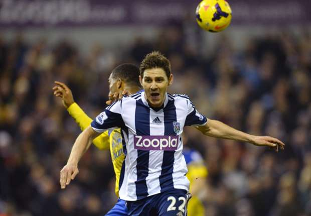 Experience the key to West Brom survival, says Gera