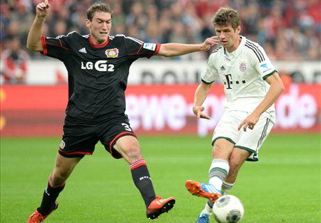 Bayer Leverkusen, Reinartz absent trois mois
