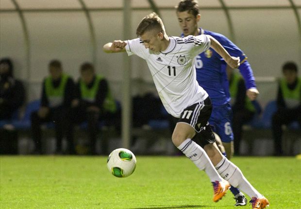 German wonderkid Sinan Kurt: I want to play for Bayern Munich