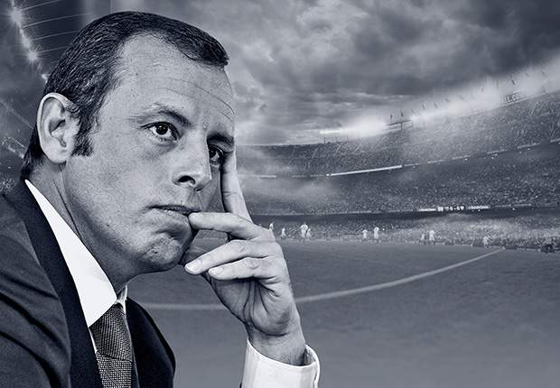 From Santos to chaos: The demise of a Barcelona president