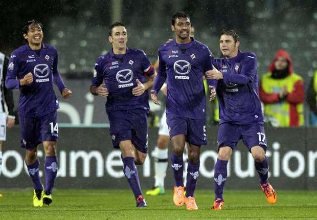 Fiorentina menang 2-1