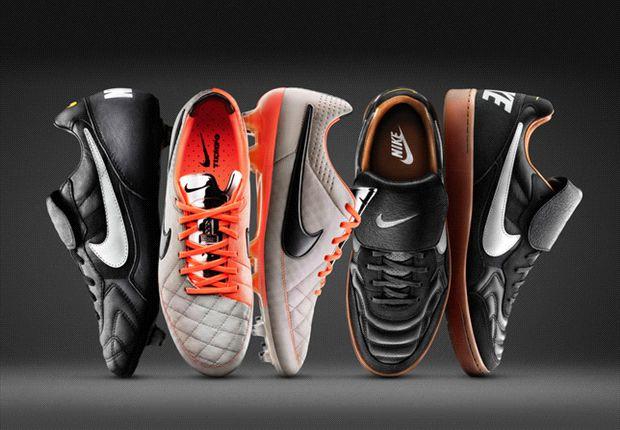 Nike Tiempo '94 and Tiempo Legend V