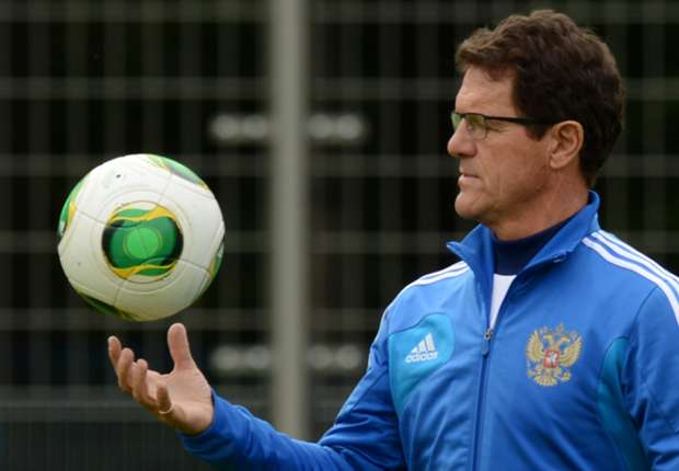 Capello extends Russia contract