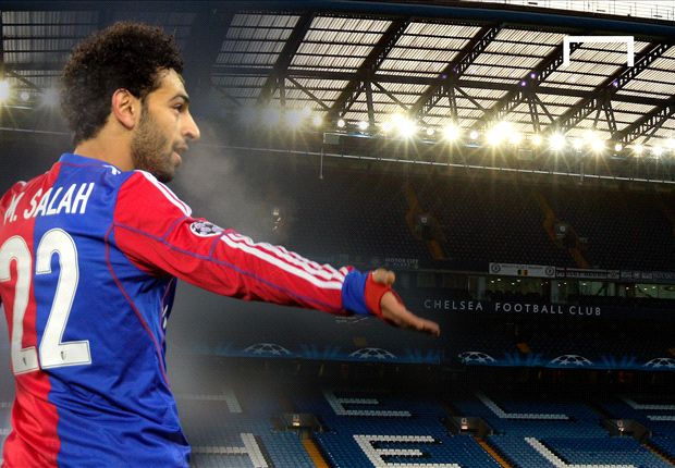 Salah, nuevo fichaje del Chelsea