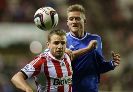 Cattermole: We don't fear Man Utd