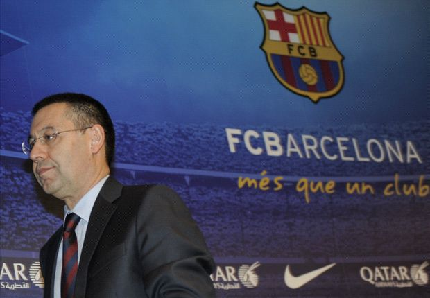 Bartomeu and Faus to face court over Neymar deal