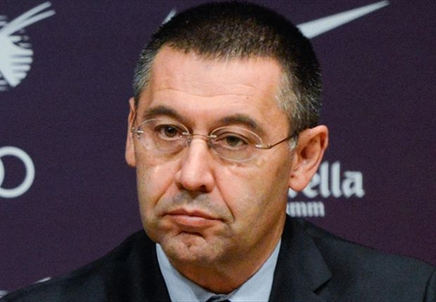Barcelona don't have unlimited resources like Manchester City & PSG, says Bartomeu