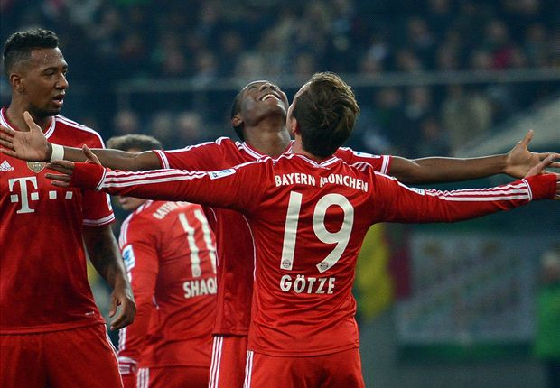 'Bayern are a super team' - Gotze