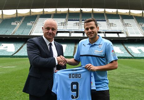 Bobo aiming for A-League title