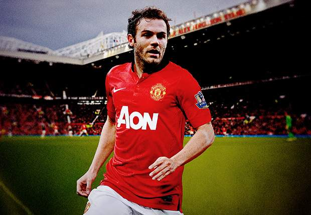 Official: Juan Mata completes £37.1m Manchester United move