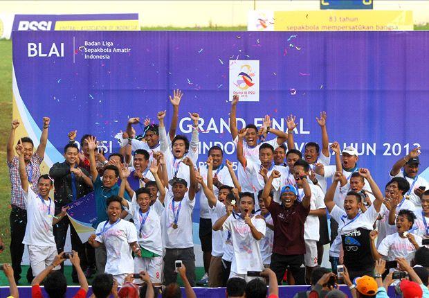 Perseba berhasil menjadi juara kompetisi U-21 Divisi Tiga, usai mengalahkan Persintan dengan skor 2-0 di Stadion GOR Ciracas, Jakarta, Sabtu (25/1).