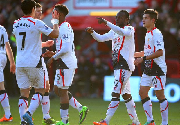 Bournemouth 0-2 Liverpool: Moses and Sturridge ease Reds into fifth round