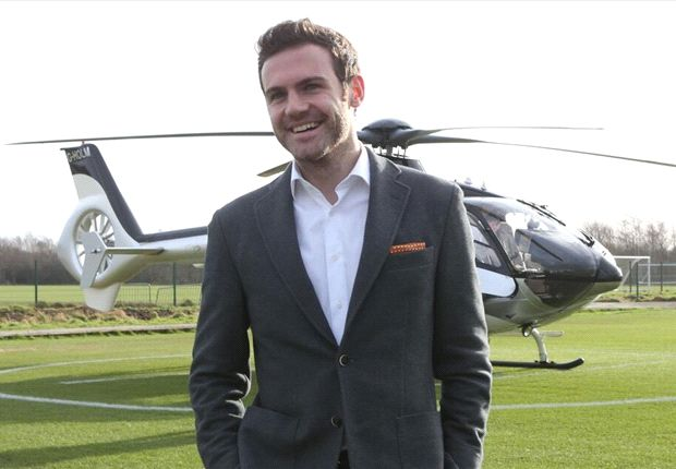 Juan Mata surprised Chelsea sold him to Manchester United