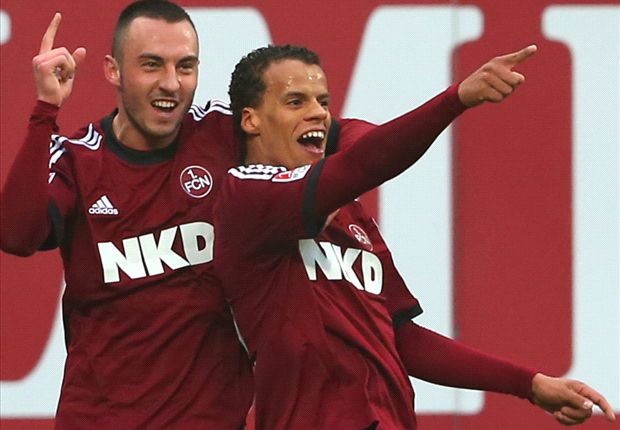 Timothy Chandler scores in Nurnberg win