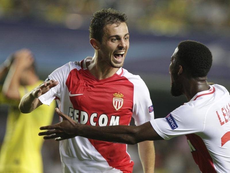 """Monaco, Bernardo Silva : """"Heureux d'avoir obtenu un point"""""""