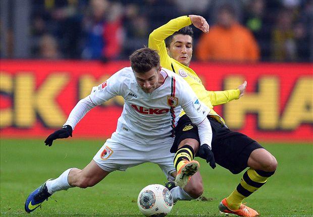 Borussia Dortmund 2-2 Augsburg: Schwarzgelben summer signing denies BVB win
