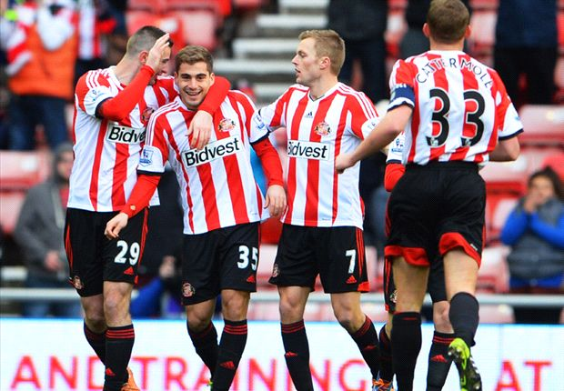 Sunderland 1-0 Kidderminster: Mavrias on target in comfortable Black Cats win