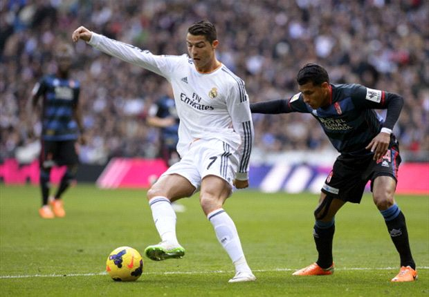 Ronaldo is fit to play against Rayo, confirms Ancelotti