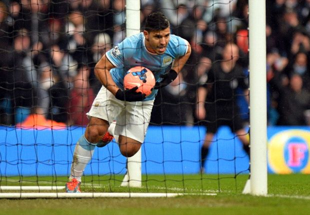 Inspirational Aguero doing for Manchester City what Messi does for Barcelona