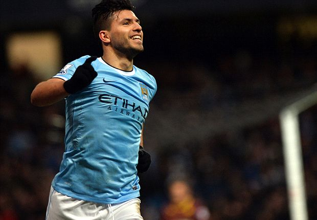 Manchester City star Aguero ruled out of Barcelona clash
