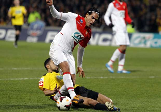 Falcao enters 'second phase' of recovery