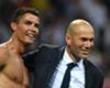 Ronaldo hails Zidane impact on Real