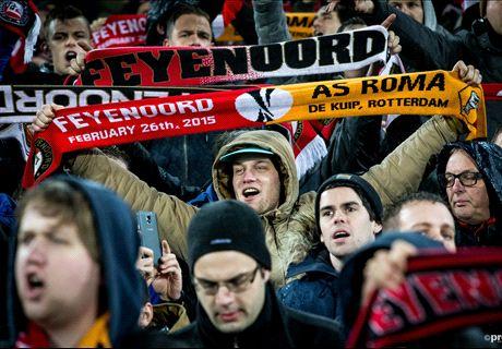 Feyenoord neemt harde maatregelen