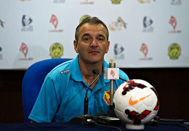 Mehmet praises Apek and company after loss to Kelantan