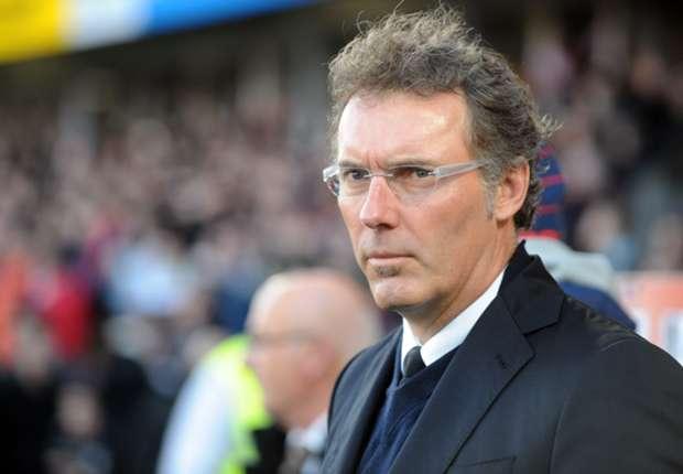 Blanc blames pitch for 'sluggish' Paris Saint-Germain draw