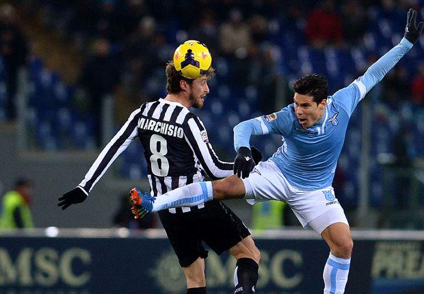 Serie A: Juventus punktet in Unterzahl bei Lazio Rom