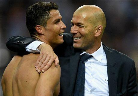 Ronaldo: Everything improved with Zidane